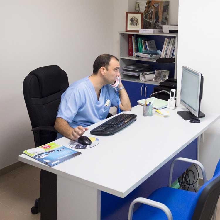 Clinica dental Palmilla Almería