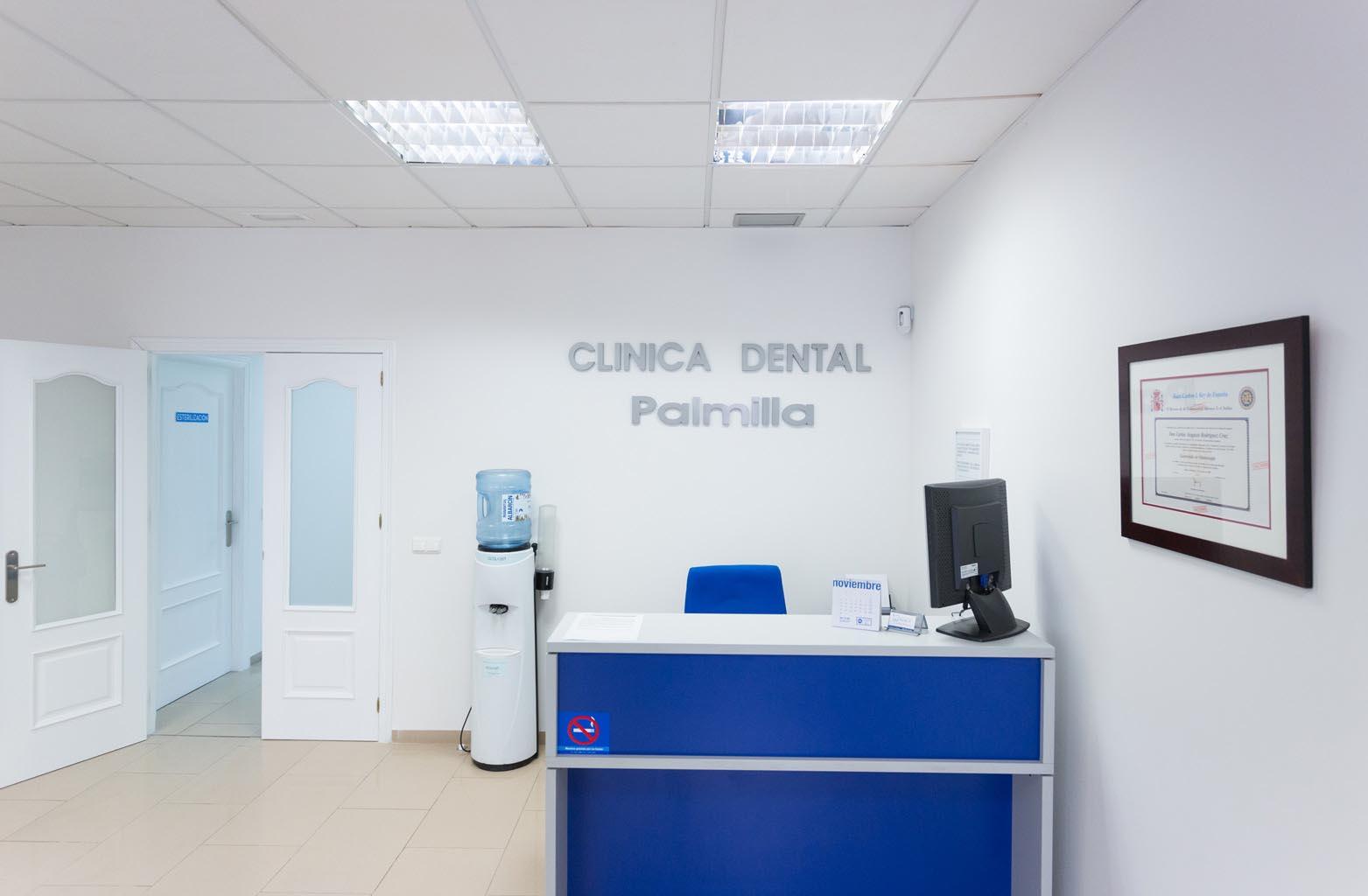 Clinica dental en Almería. Clínica Dental Palmilla